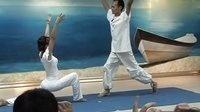 男女双人瑜伽-东莞厚街悠然瑜伽