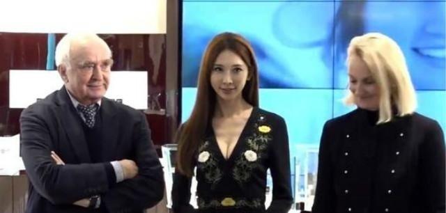 台湾大美女林志玲与言承旭复合有戏,看林志玲的访问